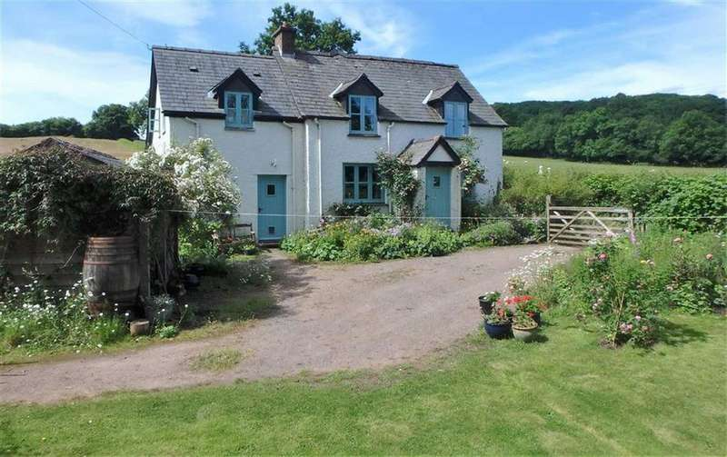 3 Bedrooms Cottage House for sale in Llandefalle, Llandefalle, Brecon, Powys