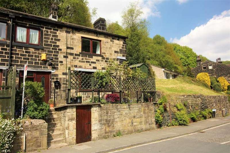 2 Bedrooms Cottage House for sale in Calderside, Off Oakville Road, Hebden Bridge