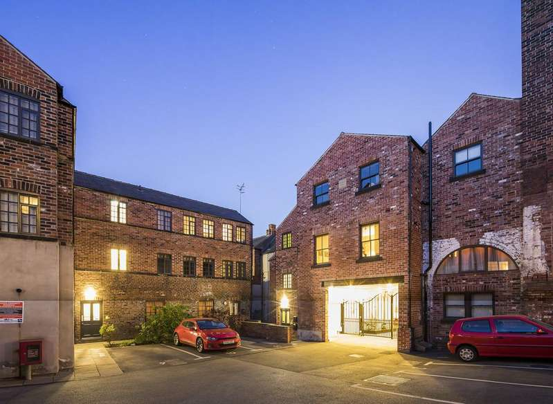 Studio Flat for sale in Apt 24 Cutlery Works, 33 Lambert Street, S3 7BG