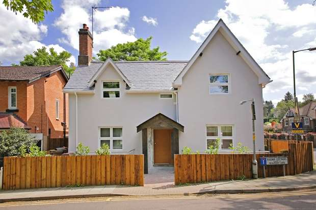 5 Bedrooms Detached House for sale in Shenley Hill, Radlett, Hertfordshire