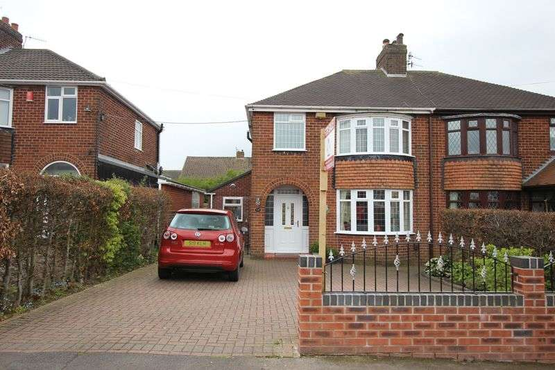 3 Bedrooms Semi Detached House for sale in Ash Bank Road, Werrington, Stoke-On-Trent ST2