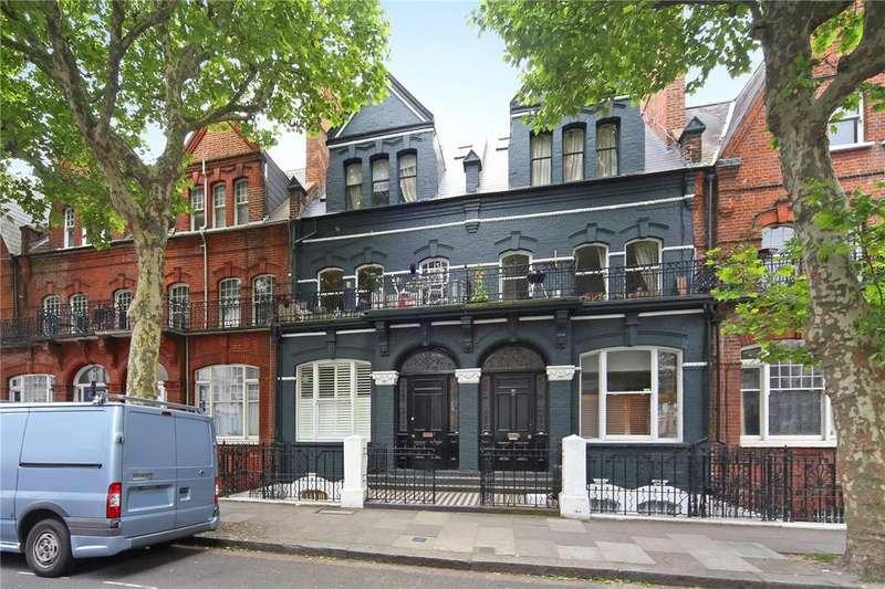 2 Bedrooms Flat for sale in Vereker Road, Fulham, London, W14