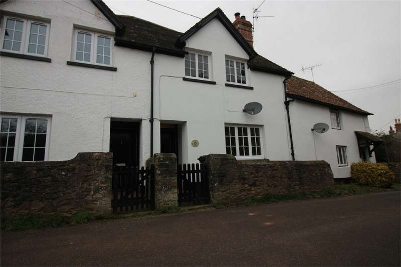 3 Bedrooms Terraced House for sale in Carhampton, MINEHEAD, Somerset