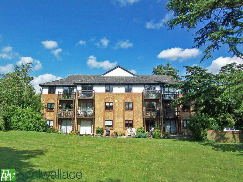1 Bedroom Flat for sale in The Knowle, Hoddesdon