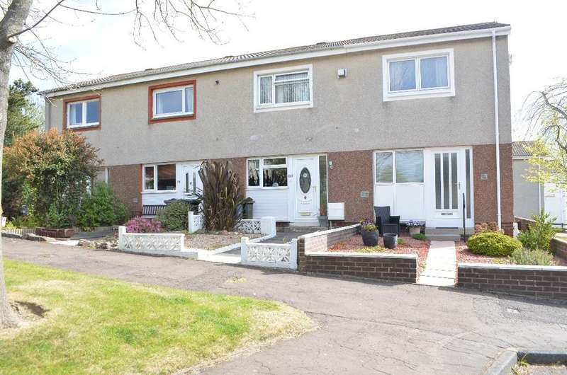 2 Bedrooms Terraced House for sale in 76 Howden Hall Drive, Liberton , Edinburgh, EH16 6UP
