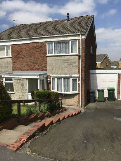 3 Bedrooms Semi Detached House for sale in Ripley Close, Tividale, Oldbury, West Midlands