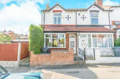 2 Bedrooms End Of Terrace House for sale in Windermere Road, Moseley, Birmingham, West Midlands