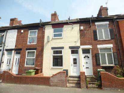 3 Bedrooms Terraced House for sale in St. Catherine Street, Wakefield, West Yorkshire
