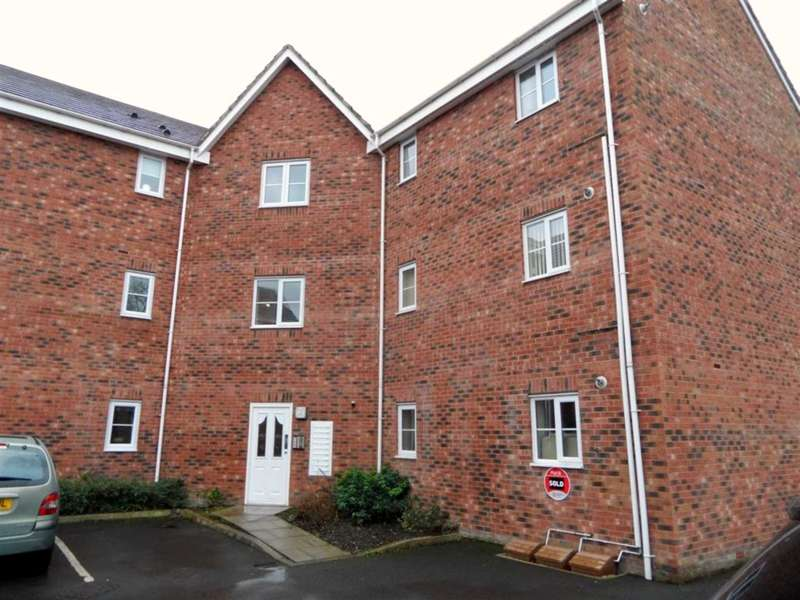 2 Bedrooms Flat for sale in Catherine Way, Newton Le Willows