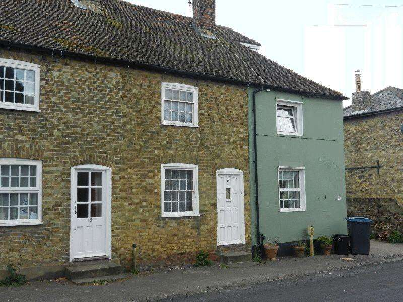 2 Bedrooms Terraced House for sale in Sandwich Road, Ash