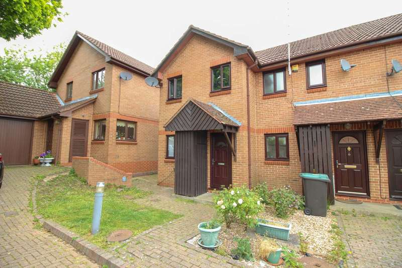 2 Bedrooms End Of Terrace House for sale in St Martins Close, South Oxhey