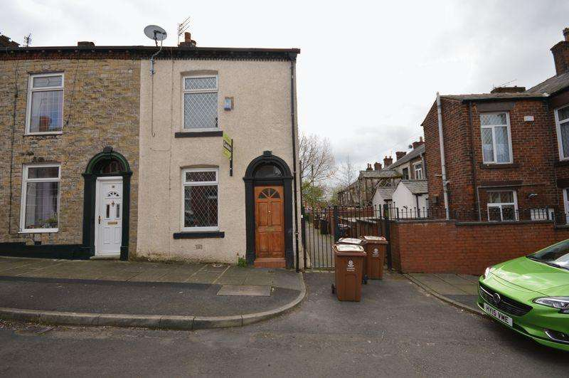 2 Bedrooms End Of Terrace House for sale in Ducie Street, Oldham