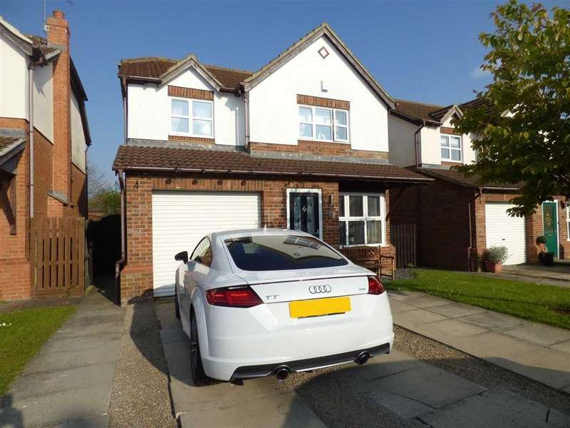 4 Bedrooms Detached House for sale in 6, Hollowfield, Chilton
