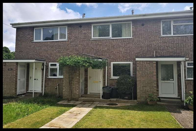 2 Bedrooms Terraced House for sale in The Spinney, Calmore, Totton, Southampton SO40