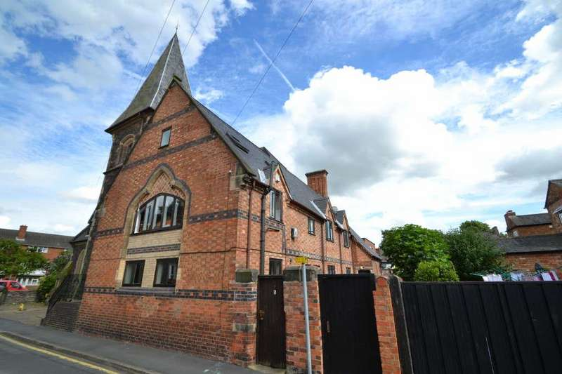 2 Bedrooms Town House for sale in Princess Street, Loughborough