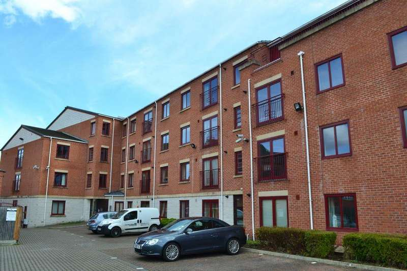 2 Bedrooms Property for sale in City Heights, Loughborough