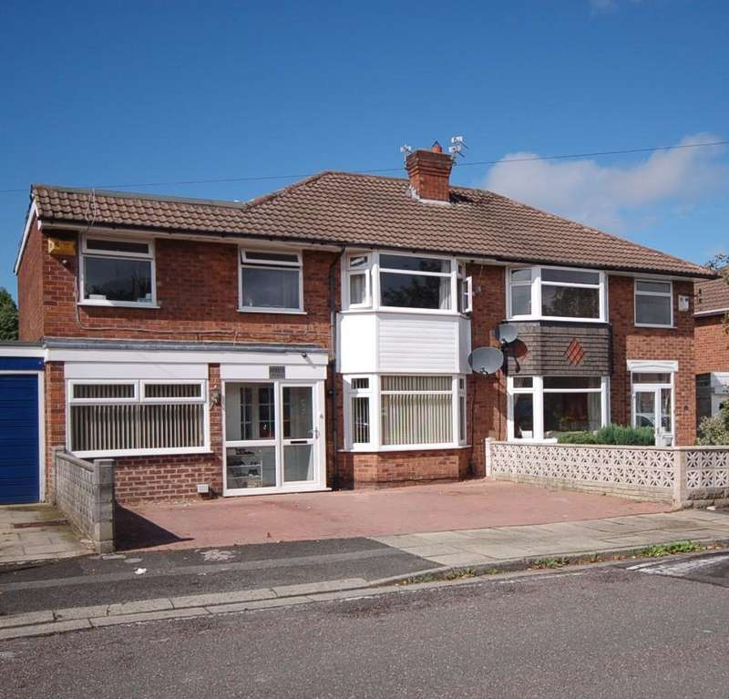 5 Bedrooms Semi Detached House for sale in Westwood Road, Heald Green, Cheshire SK8