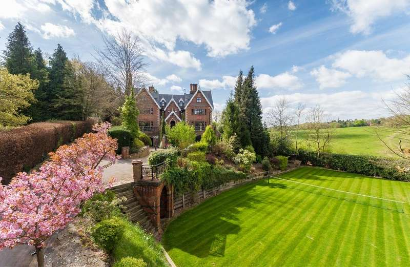 8 Bedrooms House for sale in Main Court, Main Drive, Gerrards Cross