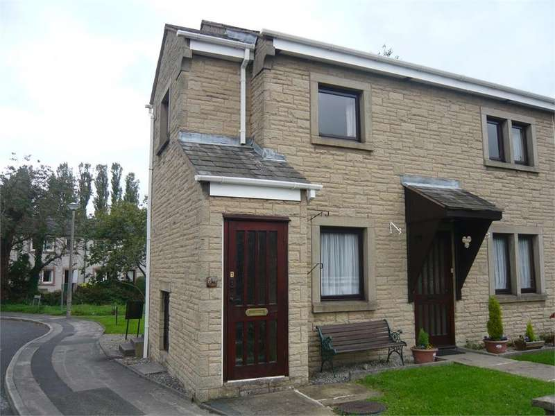 2 Bedrooms Flat for sale in 1 Manorfields, Whalley, Lancs