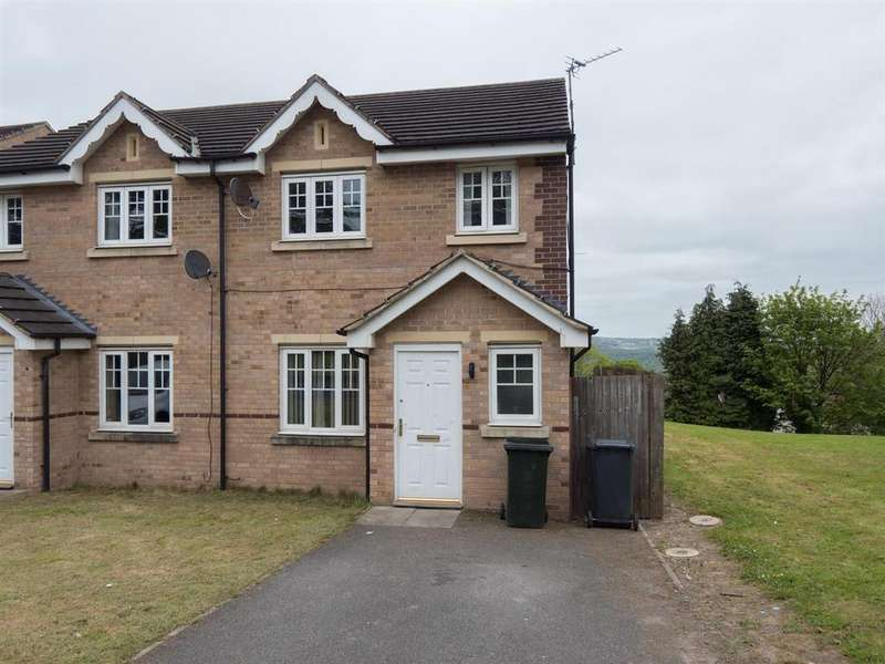 3 Bedrooms Semi Detached House for sale in Yewdall Way, Bradford, BD10 8EE