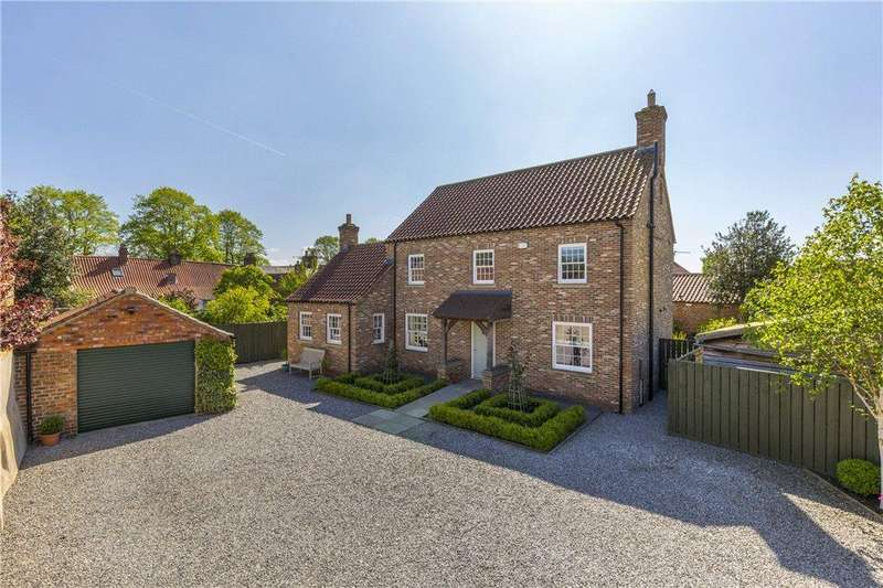 5 Bedrooms Detached House for sale in Back Lane, Sowerby, Thirsk