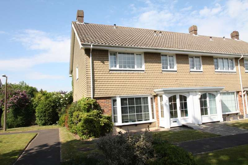 4 Bedrooms End Of Terrace House for sale in Lodge Gardens, Alverstoke, Gosport PO12