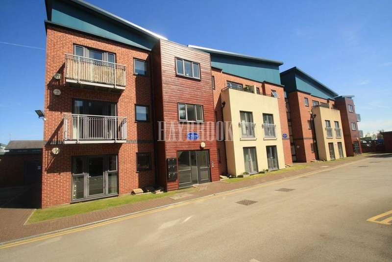 2 Bedrooms Flat for sale in The Willows, 400 Middlewood Road, Sheffield