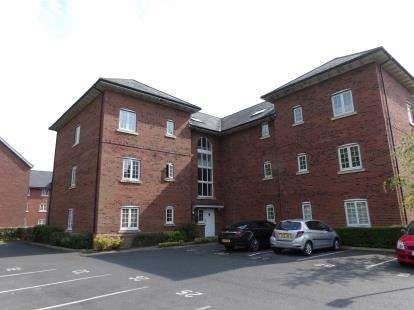 2 Bedrooms Flat for sale in Lock View, Radcliffe, Manchester, Greater Manchester, M26