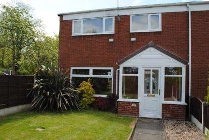 3 Bedrooms Semi Detached House for sale in Hall Meadow, Cheadle Hulme, Cheadle, Greater Manchester