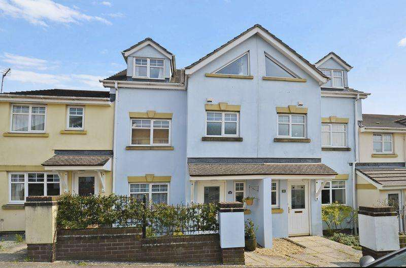 4 Bedrooms Terraced House for sale in Chudleigh
