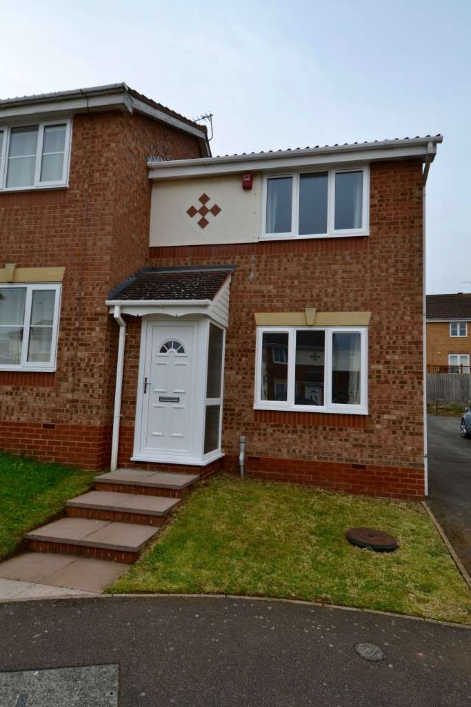 2 Bedrooms Semi Detached House for sale in Cleveland Place, Northampton