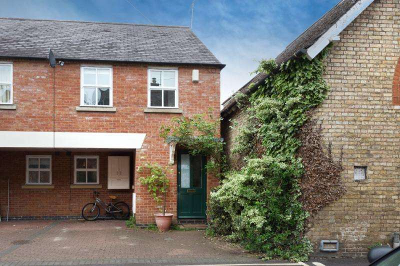 3 Bedrooms Semi Detached House for sale in Vicarage Lane, New Hinksey, Oxford