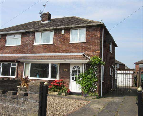 3 Bedrooms Semi Detached House for sale in Shipton Road, Scunthorpe