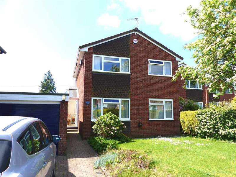 4 Bedrooms Detached House for sale in Bigstone Grove, Tutshill, Chepstow