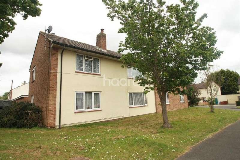 2 Bedrooms Flat for sale in Blackmoor Road, Taunton