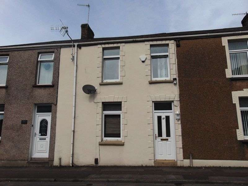 3 Bedrooms Terraced House for sale in Regent Street East , Neath, Neath Port Talbot. SA11