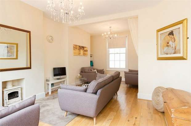 5 Bedrooms Terraced House for sale in Chandos Road, Broadstairs, Kent