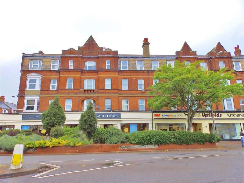2 Bedrooms Apartment Flat for sale in Greystone Court, South Street, Eastbourne