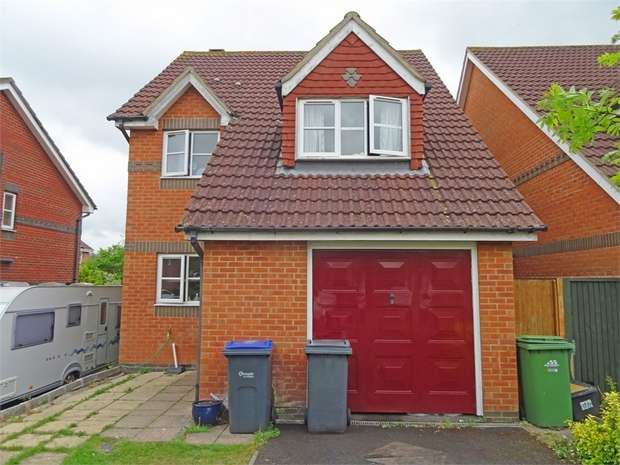 3 Bedrooms Detached House for sale in Cheviot Close, Trowbridge, Wiltshire