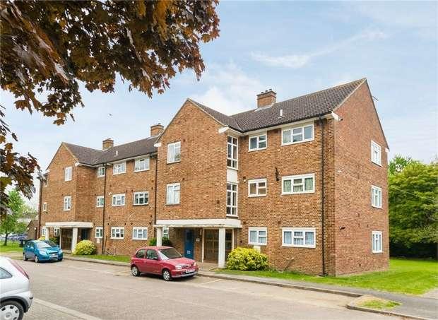 2 Bedrooms Flat for sale in 21 Tilehouse Way, Denham, Buckinghamshire