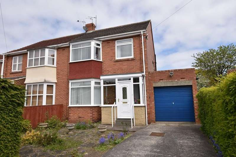 3 Bedrooms Semi Detached House for sale in Woodlands Drive, Cleadon