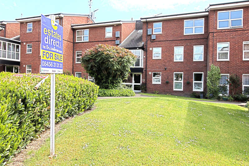 2 Bedrooms Apartment Flat for sale in St Georges Walk, Worcester, Barbourne, Worcester, WR1
