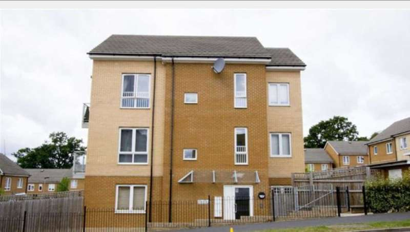 2 Bedrooms Flat for sale in Gardner Court, Studio Way