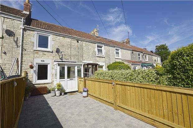2 Bedrooms Terraced House for sale in Gladstone Street, Midsomer Norton