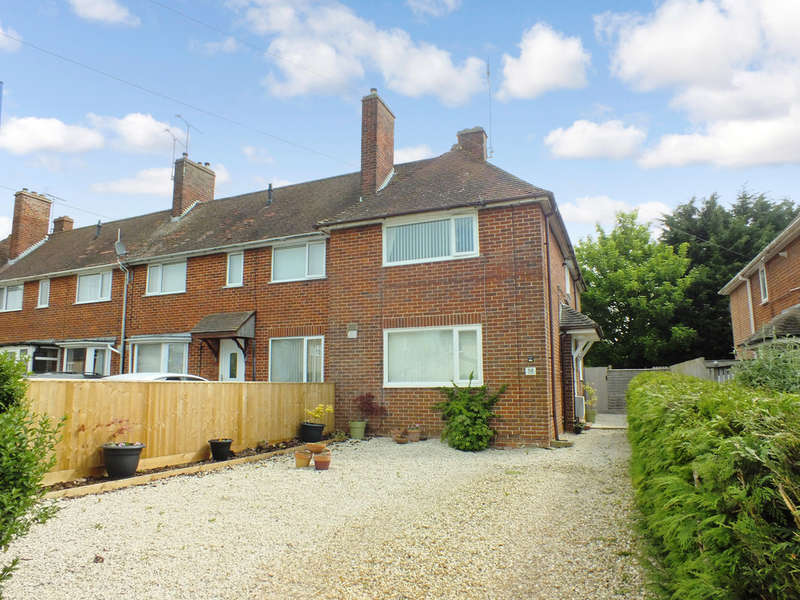 3 Bedrooms End Of Terrace House for sale in Watchfield