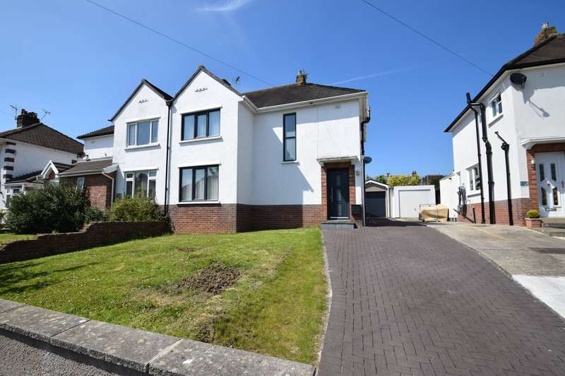3 Bedrooms Semi Detached House for sale in 15 Fairfield Road, Bridgend, Bridgend County Borough, CF31 3DT.