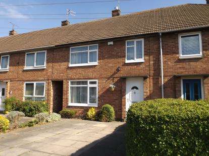 3 Bedrooms Terraced House for sale in Little John Road, Eyres Monsell, Leicester