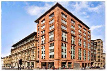 1 Bedroom Flat for sale in Ingram Street, Merchant City, Glasgow