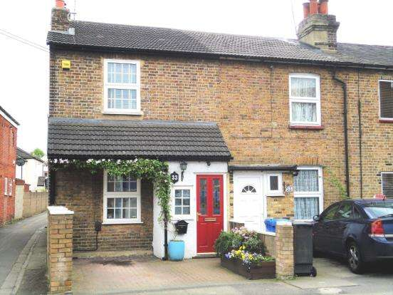 3 Bedrooms End Of Terrace House for sale in Maidenhead, Berkshire