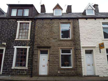 2 Bedrooms Terraced House for sale in Tunstead Mill Terrace, Bacup, Lancashire, OL13